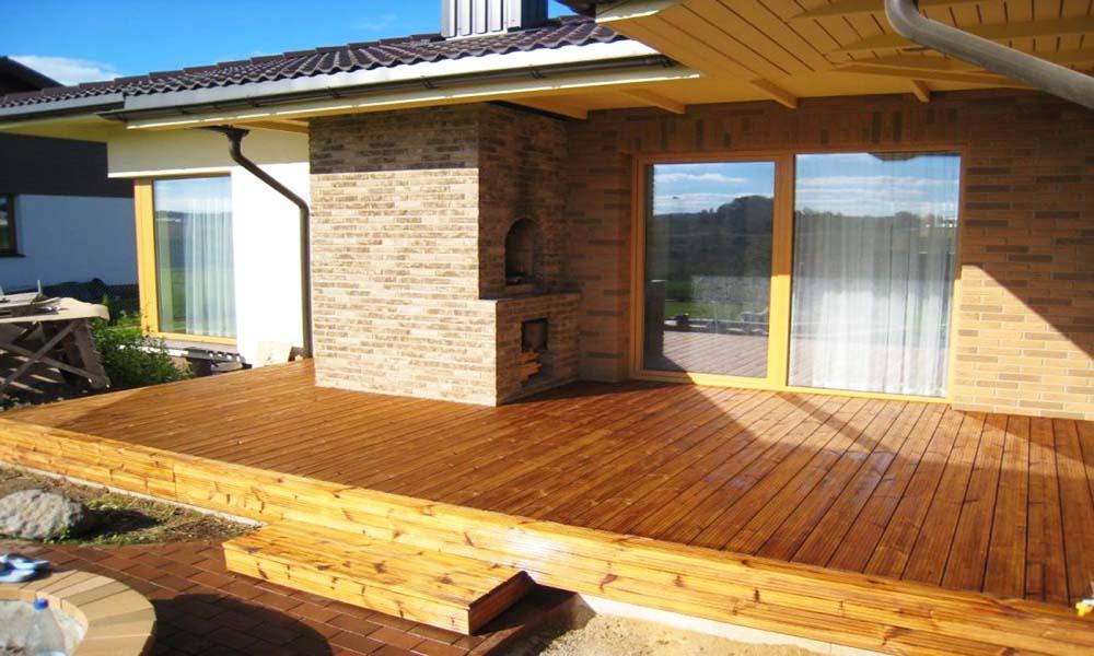terasos montavimas maziausia kaina